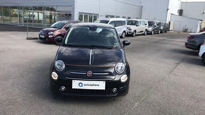 FIAT 500 1.2 8V 69CH ECO PACK COLLEZIONE FALL EURO6D - Miniature 5