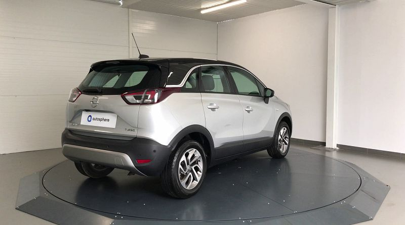 OPEL CROSSLAND X 1.2 TURBO 130CH INNOVATION - Miniature 2