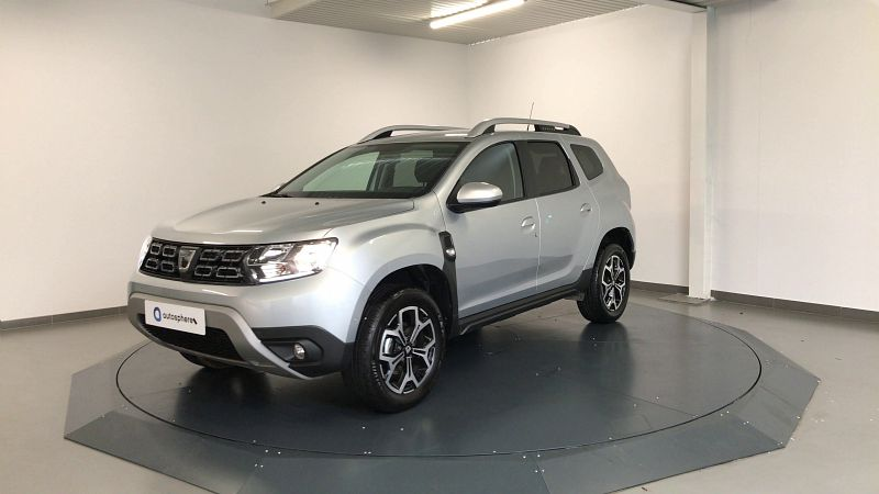 DACIA DUSTER 1.5 BLUE DCI 115CH PRESTIGE 4X2 - Photo 1