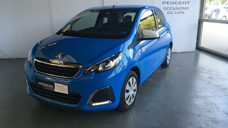 PEUGEOT 108 1.0 VTI ENVY 5P - Photo 1