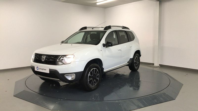 DACIA DUSTER 1.5 DCI 110CH BLACK TOUCH 2017 4X2 - Photo 1