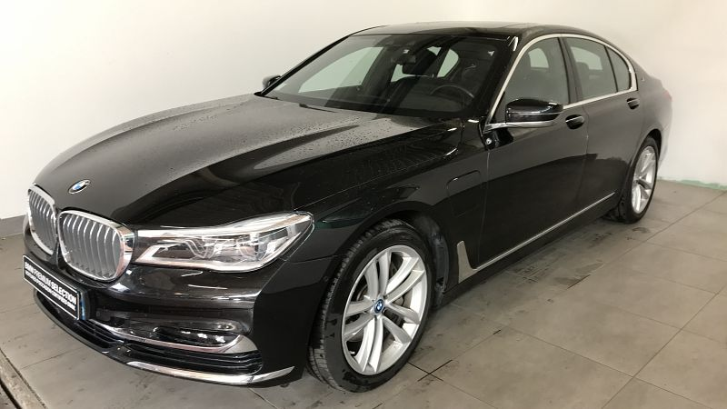 BMW SERIE 7 740EA IPERFORMANCE 326CH EXCLUSIVE - Photo 1