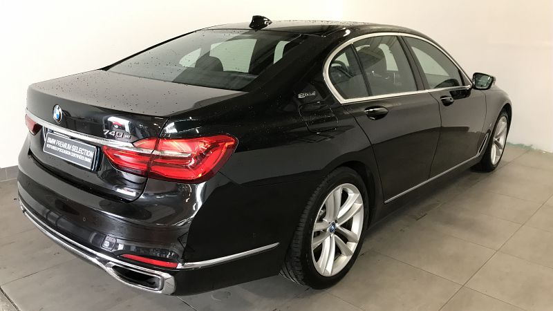 BMW SERIE 7 740EA IPERFORMANCE 326CH EXCLUSIVE - Miniature 2