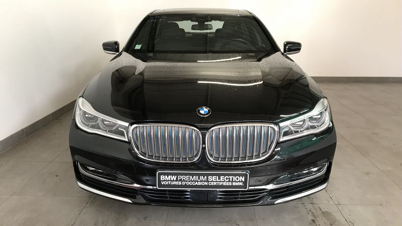 BMW SERIE 7 740EA IPERFORMANCE 326CH EXCLUSIVE - Miniature 5