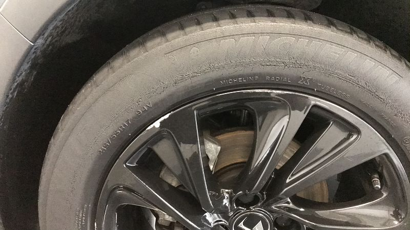 défaut véhicule