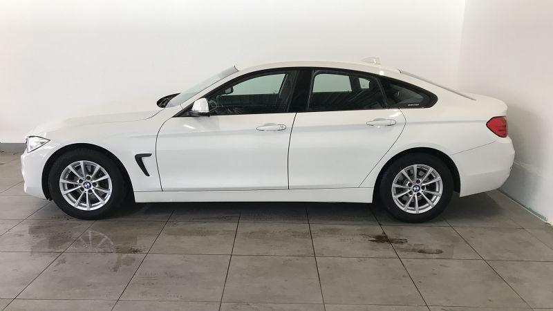 BMW SERIE 4 418DA 150CH LOUNGE - Miniature 3