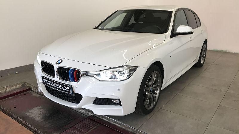BMW SERIE 3 318IA 136CH M SPORT - Photo 1