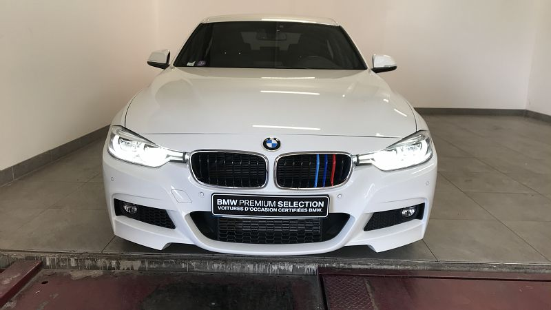 BMW SERIE 3 318IA 136CH M SPORT - Miniature 5