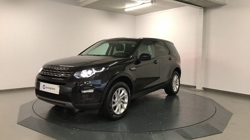 LAND-ROVER DISCOVERY SPORT 2.0 TD4 150CH AWD SE BVA MARK II - Photo 1