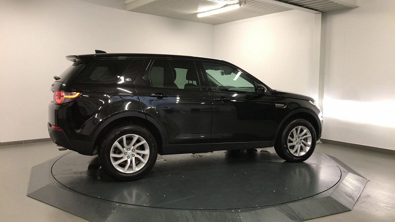 LAND-ROVER DISCOVERY SPORT 2.0 TD4 150CH AWD SE BVA MARK II - Miniature 2