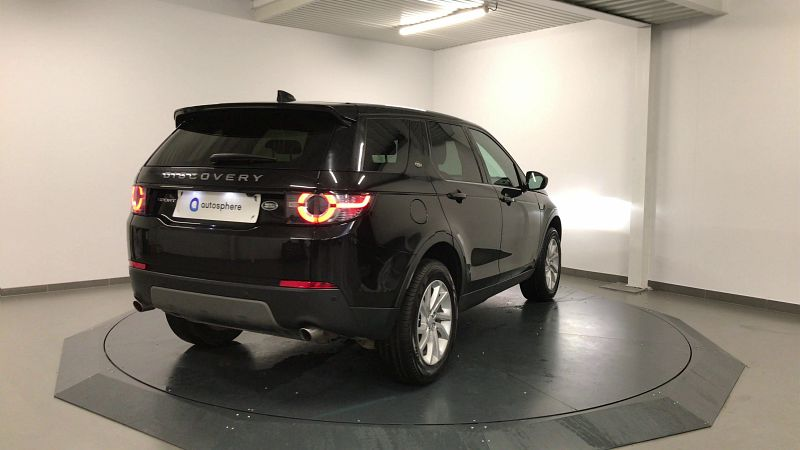 LAND-ROVER DISCOVERY SPORT 2.0 TD4 150CH AWD SE BVA MARK II - Miniature 4