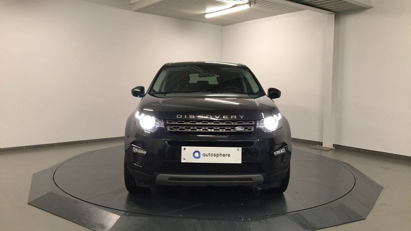 LAND-ROVER DISCOVERY SPORT 2.0 TD4 150CH AWD SE BVA MARK II - Miniature 5