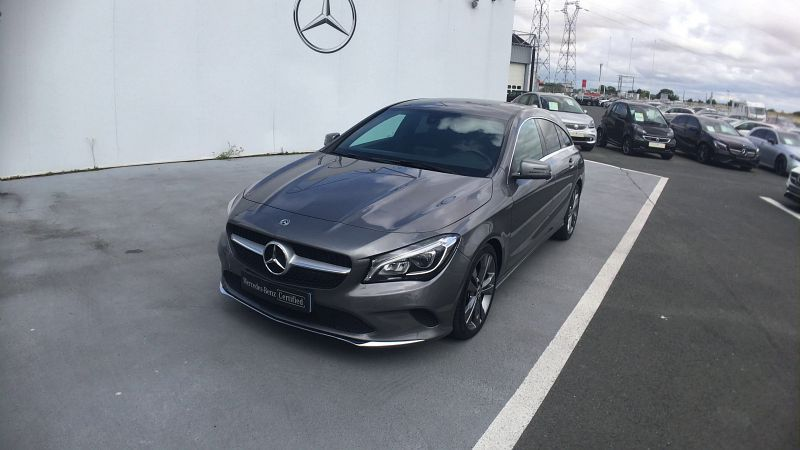 MERCEDES CLASSE CLA SHOOTING BRAKE 200 D SENSATION 7G-DCT - Photo 1