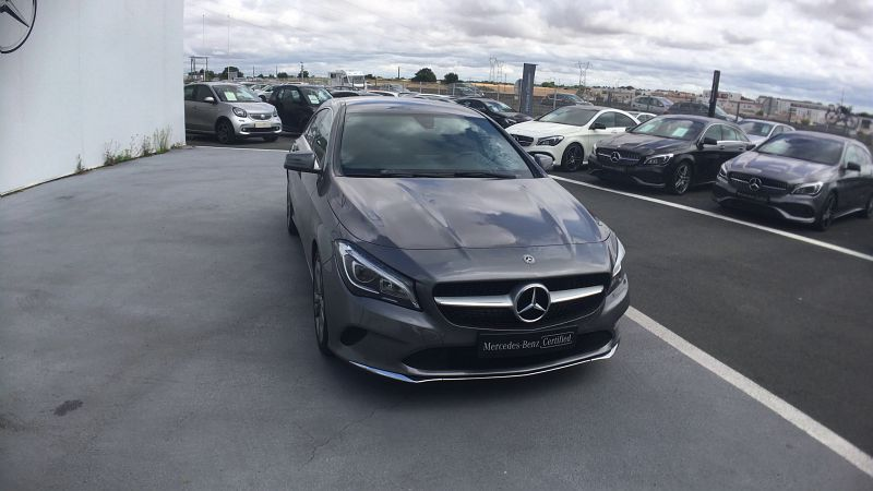 MERCEDES CLASSE CLA SHOOTING BRAKE 200 D SENSATION 7G-DCT - Miniature 5