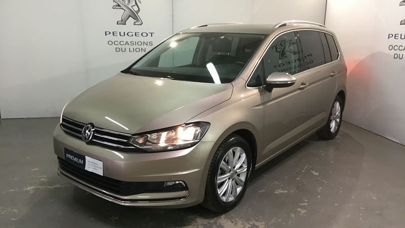 VOLKSWAGEN TOURAN 1.4 TSI 150CH BLUEMOTION TECHNOLOGY CARAT DSG7 5 PLACES - Photo 1