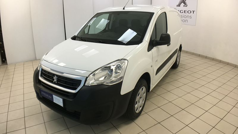 PEUGEOT PARTNER STANDARD ELECTRIQUE 67CH PREMIUM - Photo 1