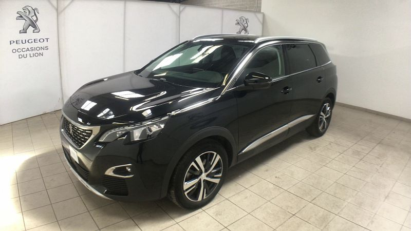 PEUGEOT 5008 2.0 BLUEHDI 150CH ALLURE BUSINESS S&S - Photo 1