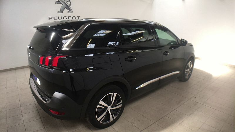 PEUGEOT 5008 2.0 BLUEHDI 150CH ALLURE BUSINESS S&S - Miniature 2