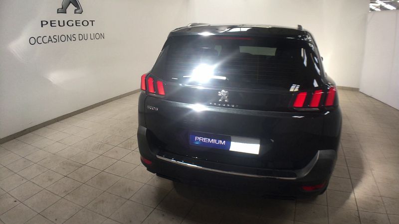 PEUGEOT 5008 2.0 BLUEHDI 150CH ALLURE BUSINESS S&S - Miniature 4
