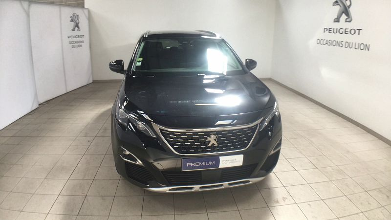 PEUGEOT 5008 2.0 BLUEHDI 150CH ALLURE BUSINESS S&S - Miniature 5