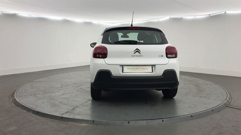 CITROEN C3 PURETECH 82CH FEEL BUSINESS 105G - Miniature 4