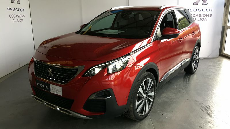 PEUGEOT 3008 1.6 BLUEHDI 120CH ALLURE BUSINESS S&S BASSE CONSOMMATION - Photo 1