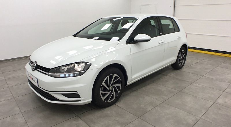VOLKSWAGEN GOLF 1.0 TSI 115CH CONNECT EURO6D-T 5P - Photo 1