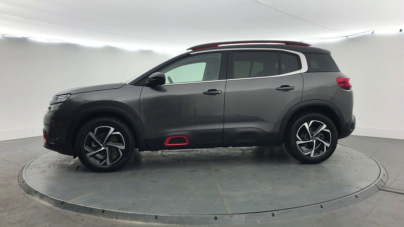 CITROEN C5 AIRCROSS BLUEHDI 180CH S&S SHINE EAT8 - Miniature 3