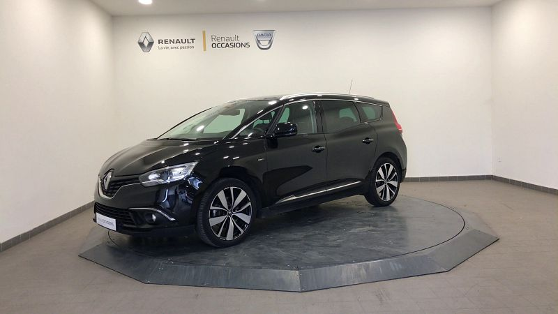 RENAULT GRAND SCENIC 1.7 BLUE DCI 120CH LIMITED - Photo 1