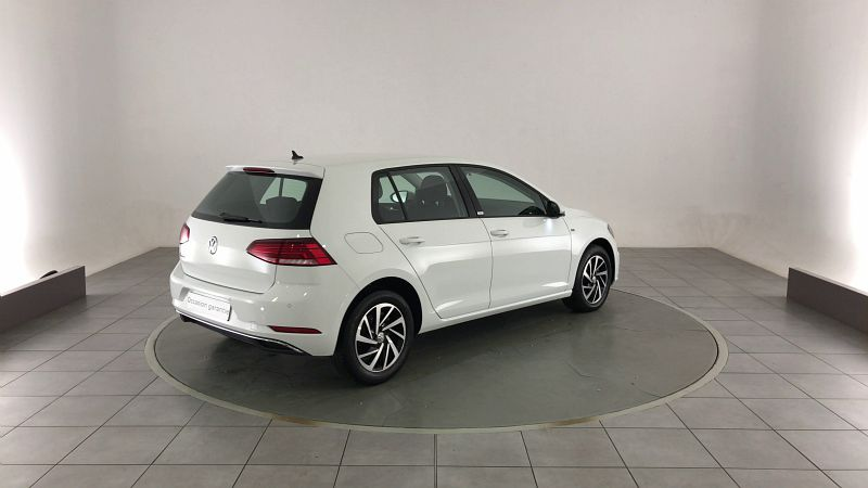VOLKSWAGEN GOLF 1.6 TDI 115CH FAP CONNECT EURO6D-T 5P - Miniature 2