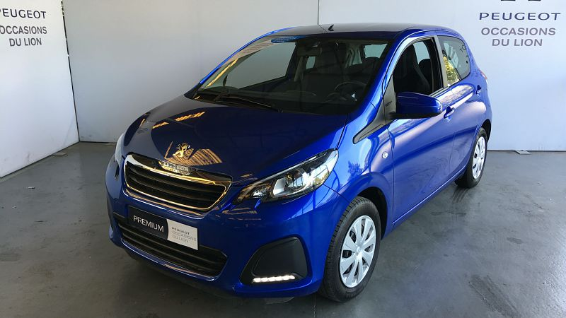 PEUGEOT 108 VTI 72 ACTIVE S&S 5P - Photo 1