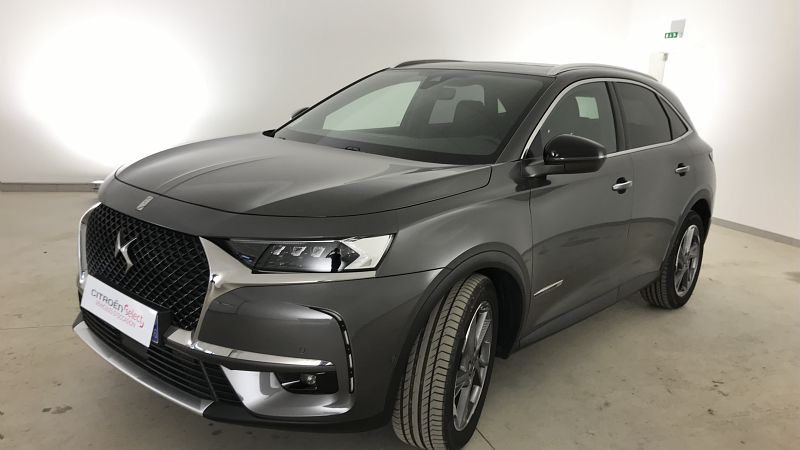 DS DS7 CROSSBACK BLUEHDI 180CH GRAND CHIC AUTOMATIQUE - Photo 1
