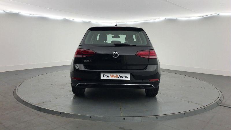 VOLKSWAGEN GOLF 1.6 TDI 115CH FAP IQ.DRIVE EURO6D-T 5P - Miniature 4