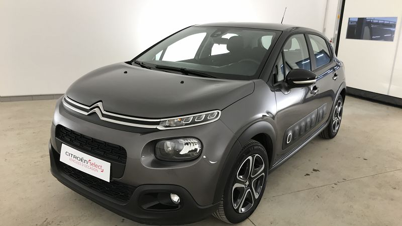 CITROEN C3 BLUEHDI 100CH FEEL S&S E6.D-TEMP BVM5 - Photo 1