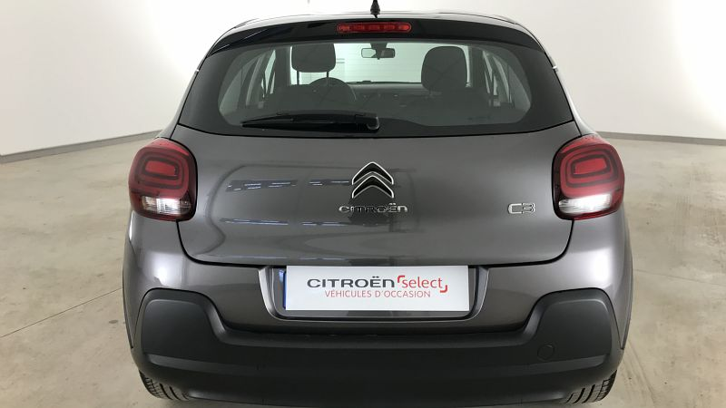 CITROEN C3 BLUEHDI 100CH FEEL S&S E6.D-TEMP BVM5 - Miniature 4