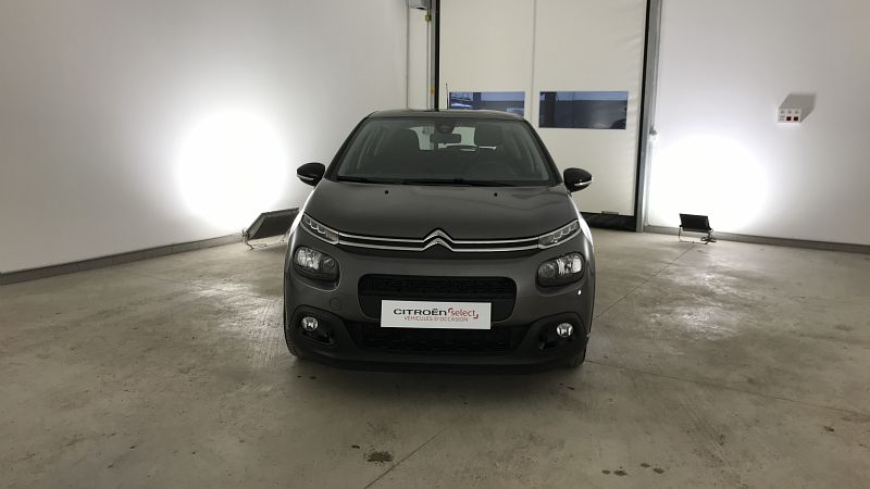 CITROEN C3 BLUEHDI 100CH FEEL S&S E6.D-TEMP BVM5 - Miniature 5