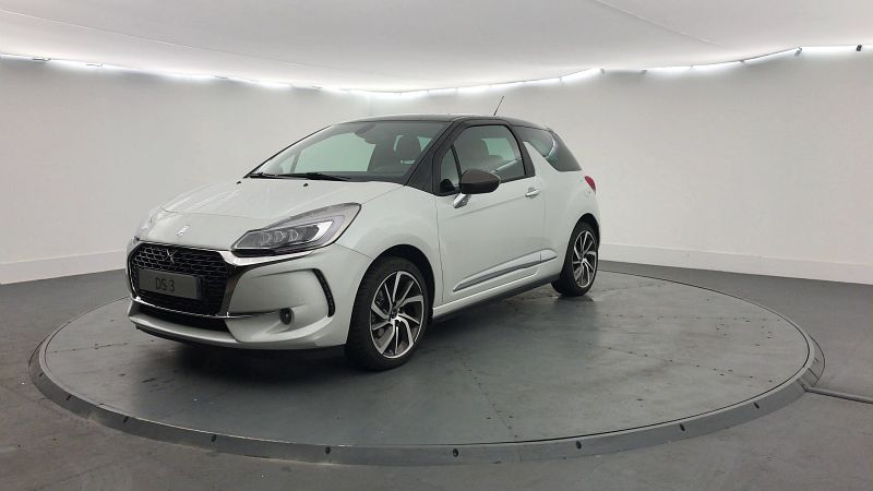 DS DS3 PURETECH 110CH SO CHIC AUTOMATIQUE - Photo 1