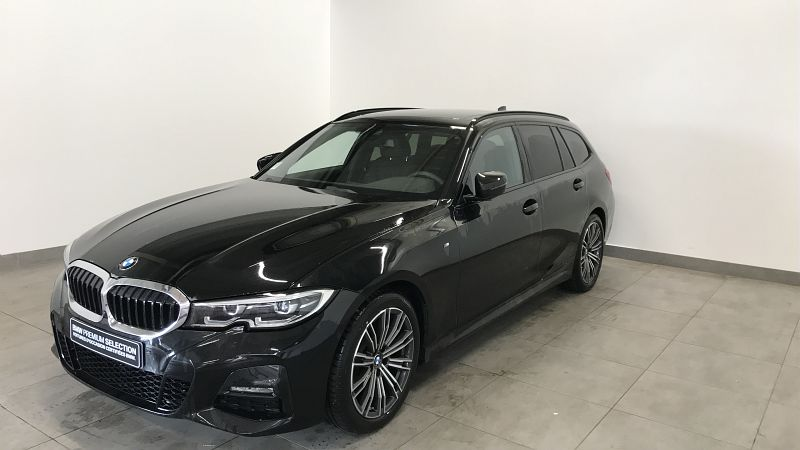BMW SERIE 3 TOURING 320DA XDRIVE 190CH M SPORT - Photo 1