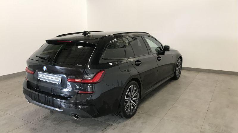 BMW SERIE 3 TOURING 320DA XDRIVE 190CH M SPORT - Miniature 2