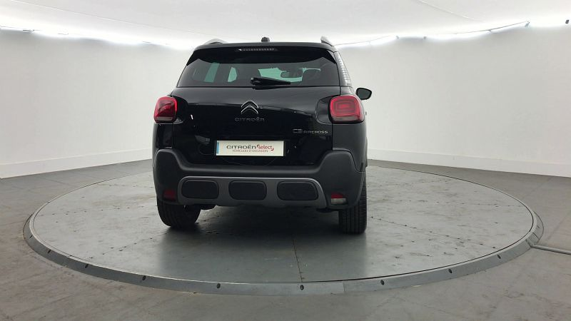 CITROEN C3 AIRCROSS BLUEHDI 100CH SHINE - Miniature 4