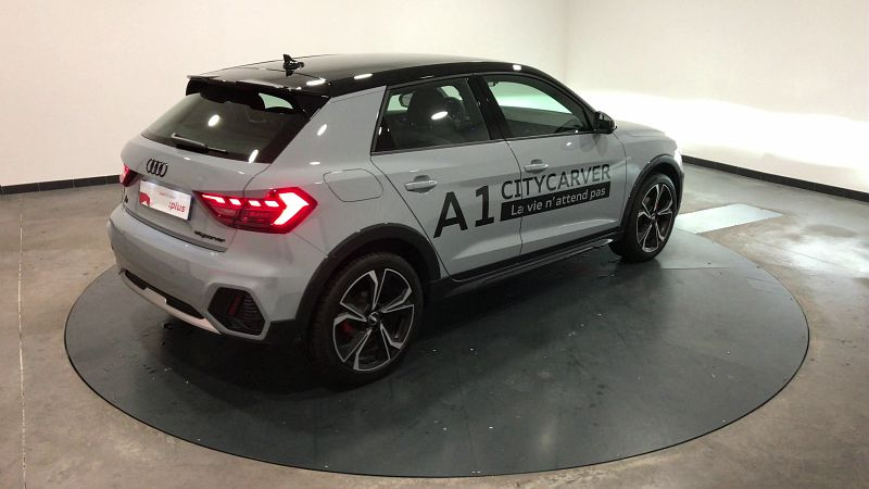 AUDI A1 30 TFSI 116CH EDITION ONE S TRONIC 7 - Miniature 2