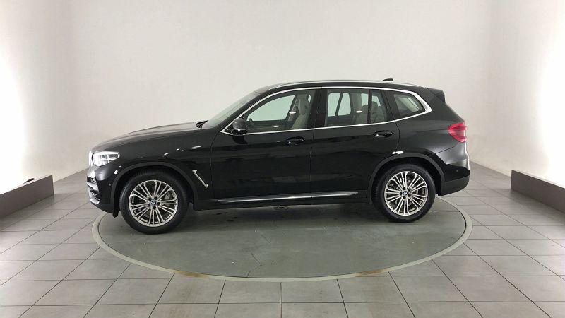 BMW X3 XDRIVE30IA 252CH LUXURY EURO6D-T - Miniature 3