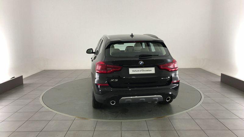 BMW X3 XDRIVE30IA 252CH LUXURY EURO6D-T - Miniature 4