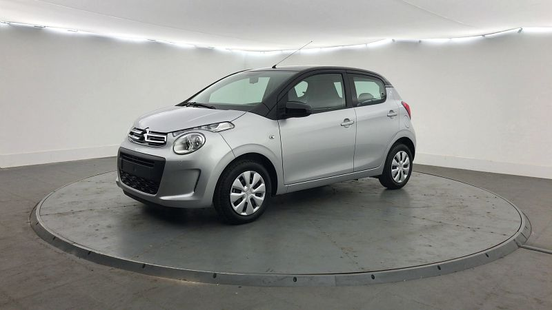 CITROEN C1 VTI 72 MILLENIUM 5P - Photo 1