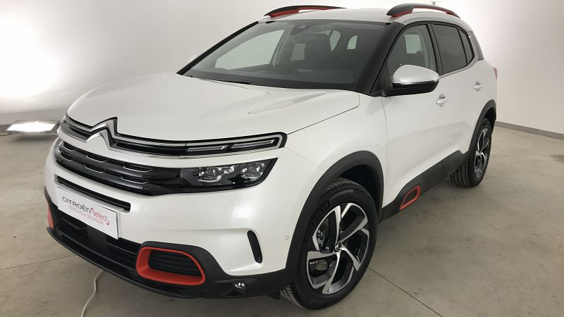 CITROEN C5 AIRCROSS BLUEHDI 180CH S&S SHINE EAT8 - Miniature 1
