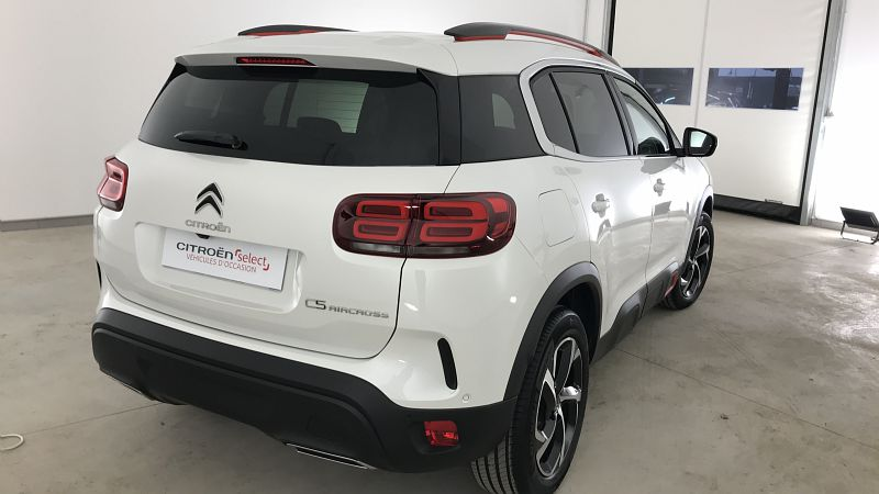 CITROEN C5 AIRCROSS BLUEHDI 180CH S&S SHINE EAT8 - Miniature 2