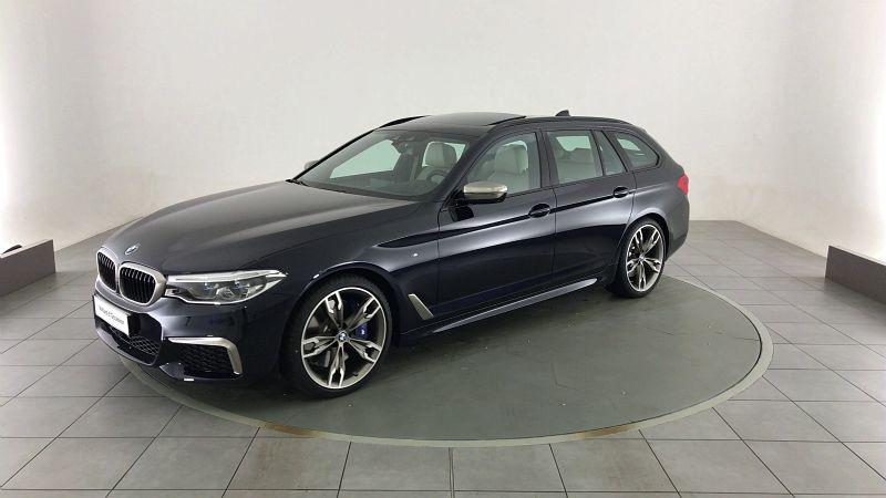 BMW SERIE 5 TOURING M550DA XDRIVE 400CH STEPTRONIC EURO66-T 166G - Photo 1