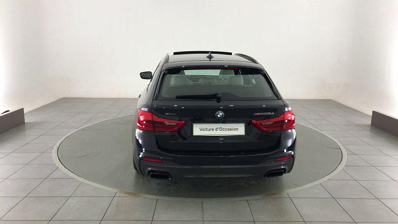 BMW SERIE 5 TOURING M550DA XDRIVE 400CH STEPTRONIC EURO66-T 166G - Miniature 4