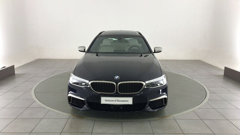 BMW SERIE 5 TOURING M550DA XDRIVE 400CH STEPTRONIC EURO66-T 166G - Miniature 5