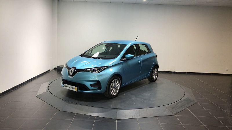 RENAULT ZOE ZEN CHARGE NORMALE R110 ACHAT INTéGRAL - Photo 1